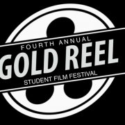 Logo for Gold Reel Film Festival